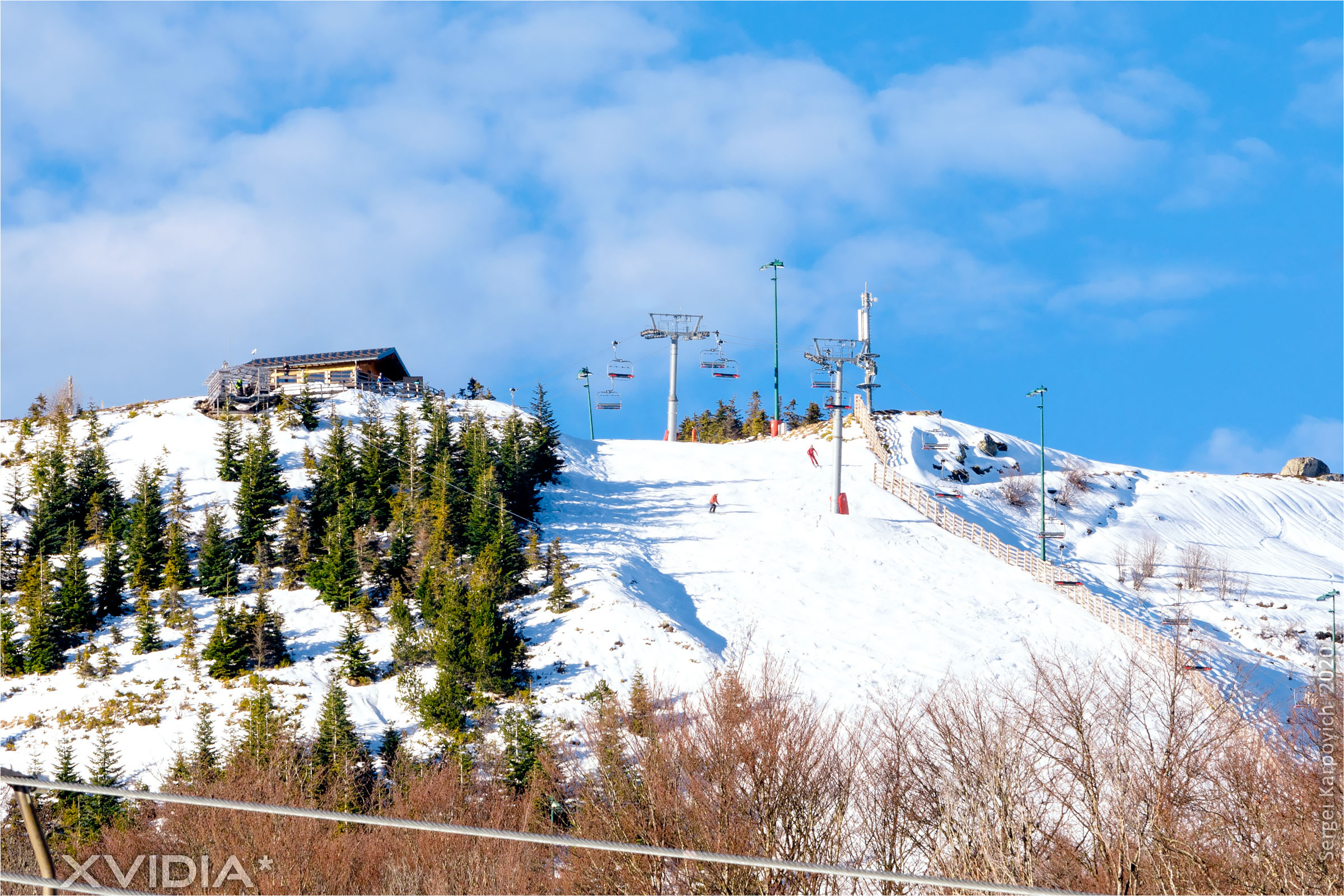 XVIDIA Super-Besse Ski-Area